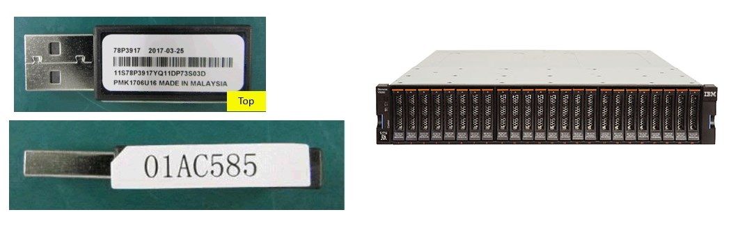 IBM flash drive