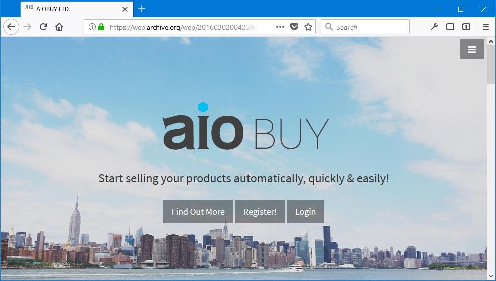 AioBuy portal