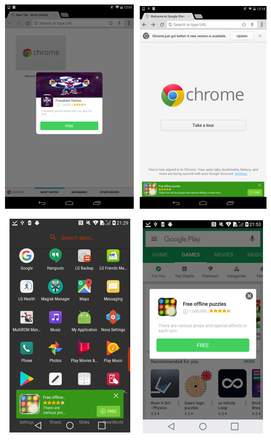 Malware Found in the Firmware of 141 Low-Cost Android Devices