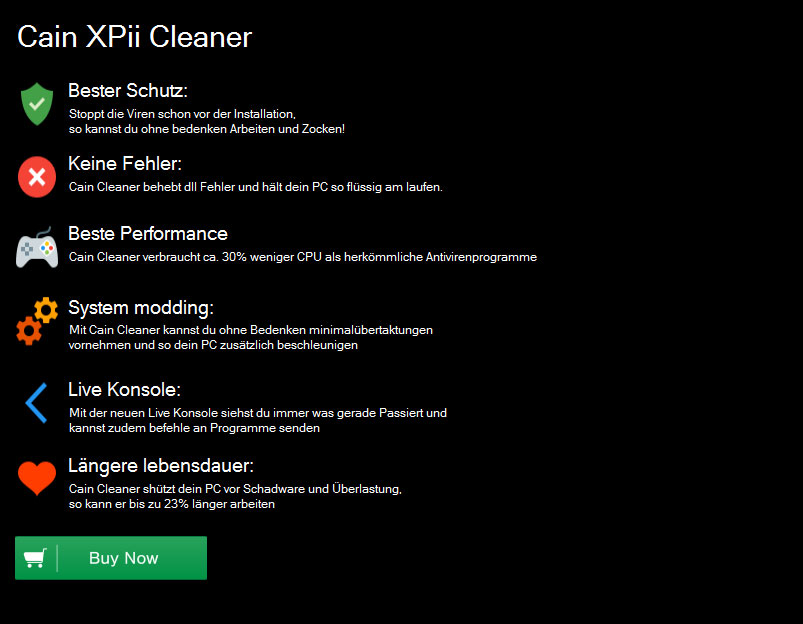 CainXPiiCleaner