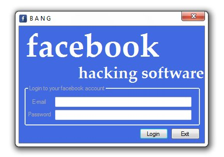 Facebook Hacking Software