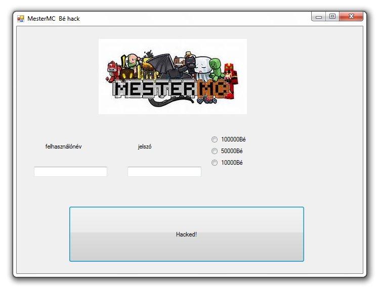 MesterMC money adder