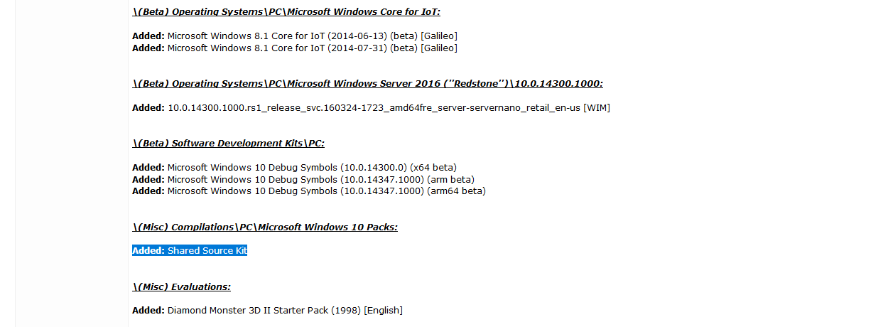 Win-source-code