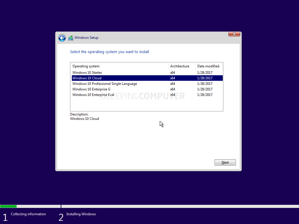 windows 10 pro online install