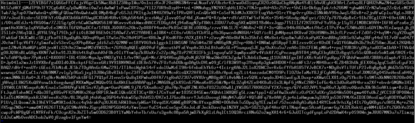 Heimdall locked file