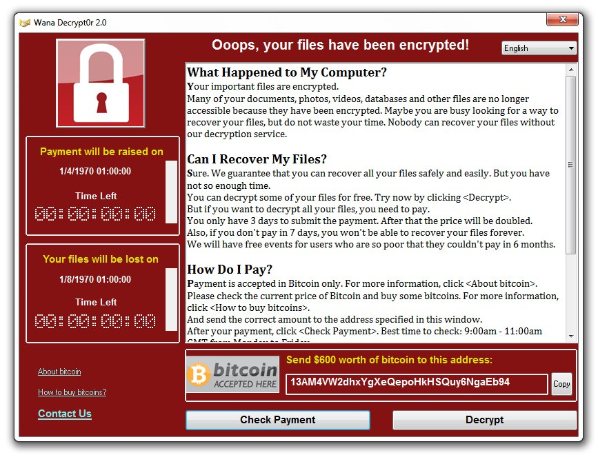 Microsoft Windows Now Patched Against WannaCry Ransomware Attack