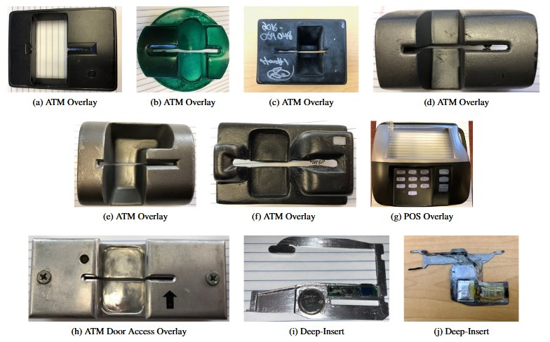 Skimmer device types