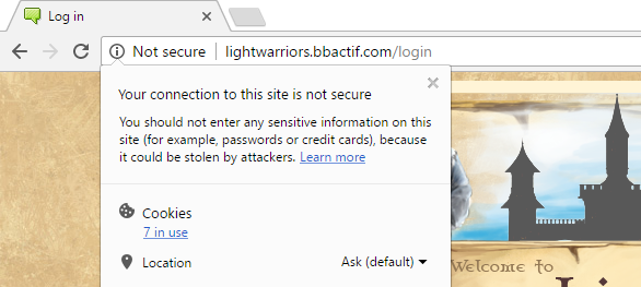 Firefox 51 to Show Better Warnings When Logging in via