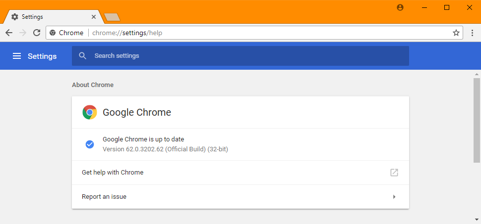 google chrome on mac issues