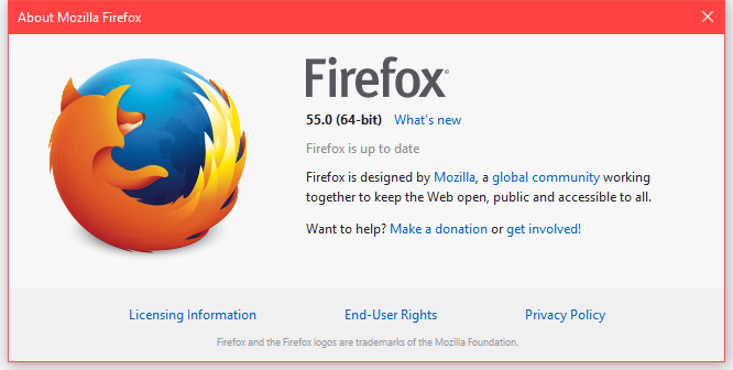 Firefox 55 Released with Built-In Screenshot Tool