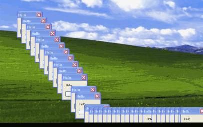 PROPagate on Windows XP