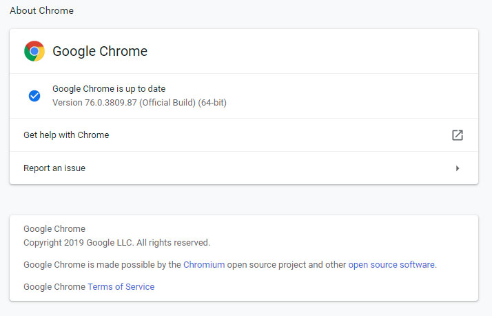 Chrome 76 Released With Blocked Flash, Incognito Detection Fix