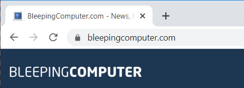 WWW and https:// missing from address bar