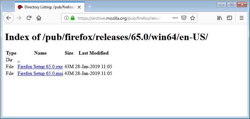 037a34f26fcffa Firefox 65 Released with Updated Content Blocking
