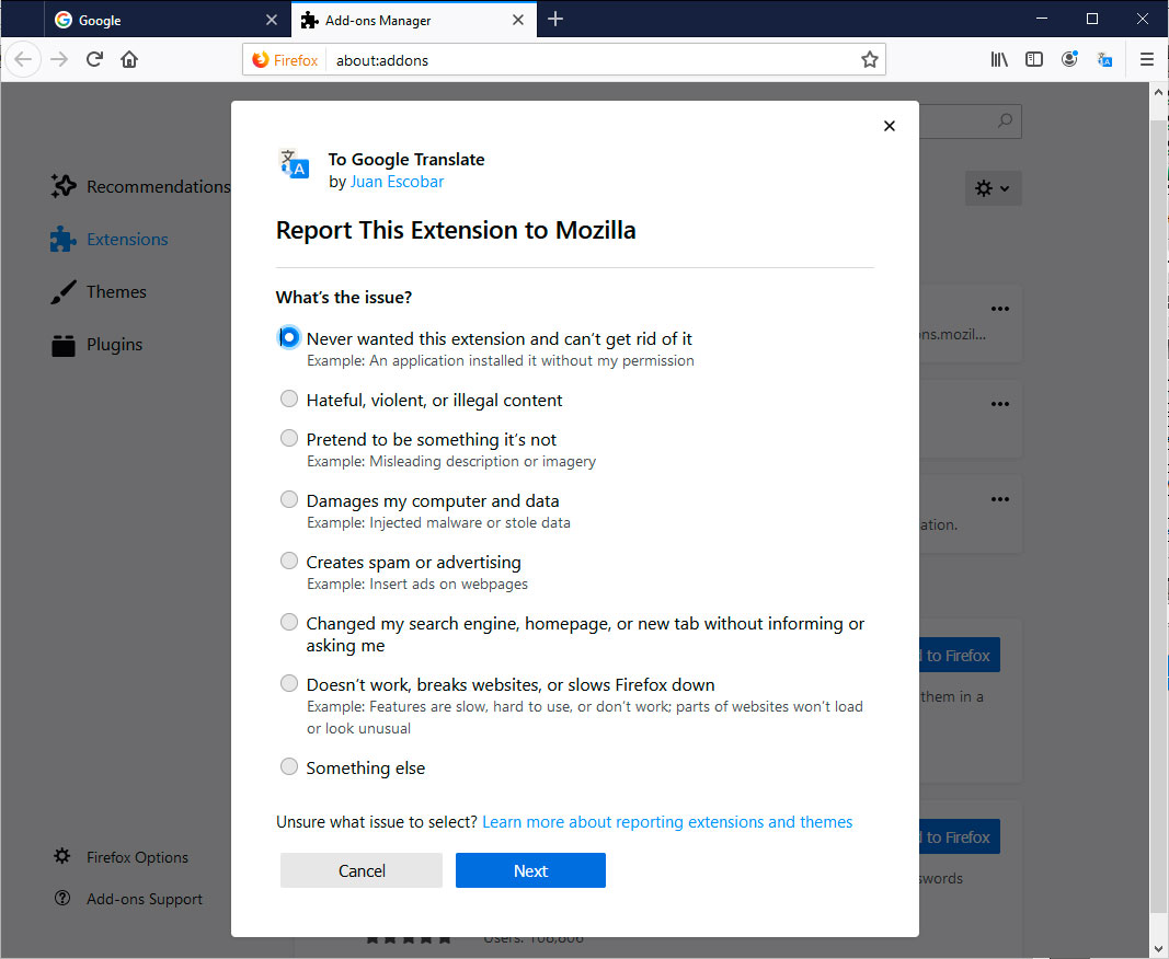 Mozilla Firefox 68 Released With Security and Extension