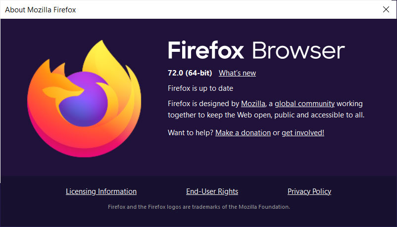 You Might Want To Update Firefox