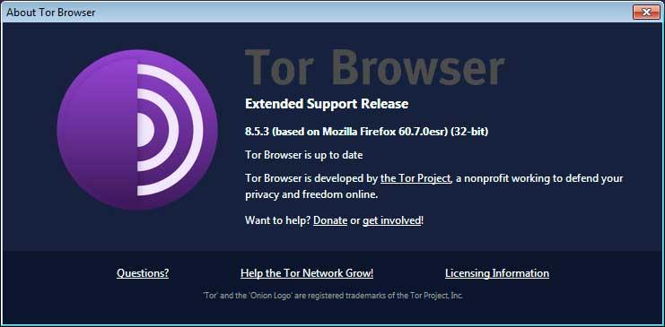 Tor Browser 8 5 3 Fixes a Sandbox Escape Vulnerability in