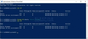 How to Rename a Hyper-V Virtual Machine using PowerShell & Hyper-V Manager Image
