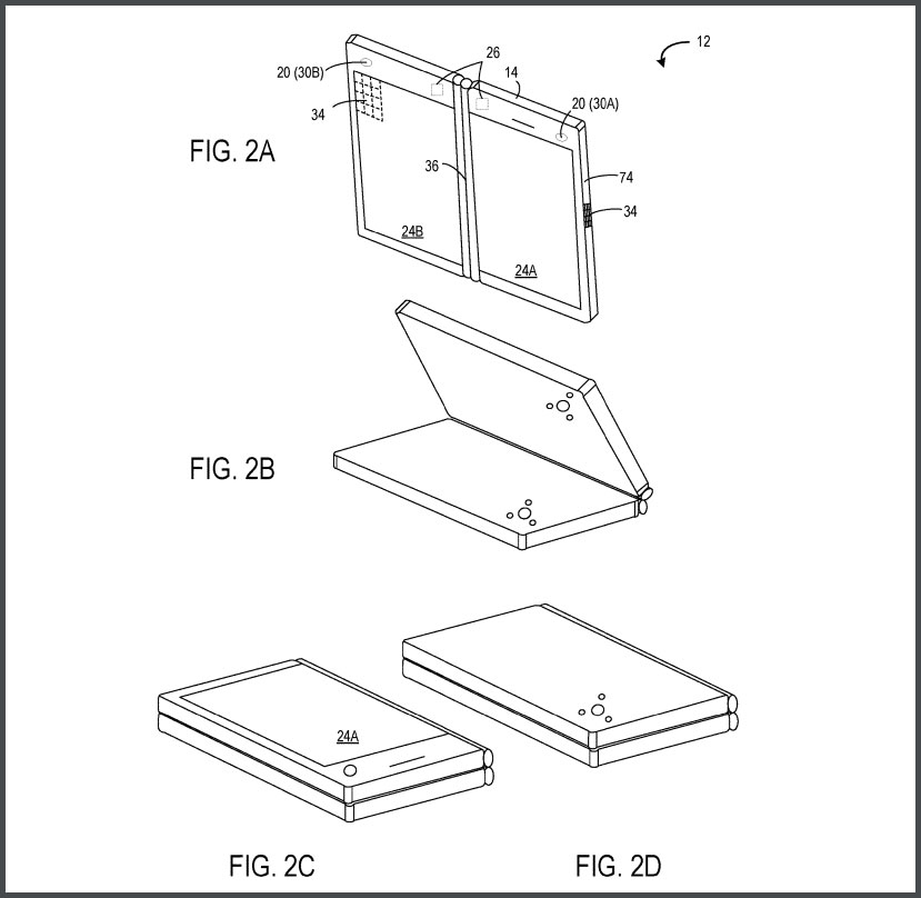 Microsoft Patent Figure