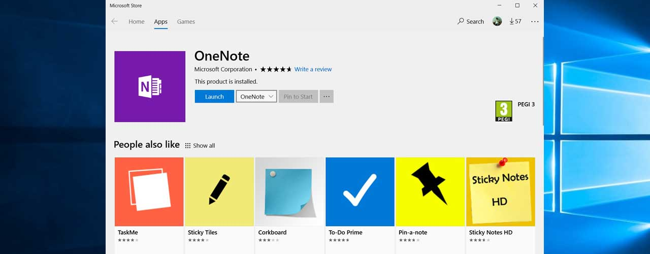 Microsoft Releases Huge OneNote Update for Windows 10