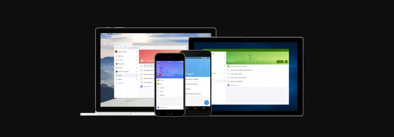 microsoft to do for android and ios updated with new features