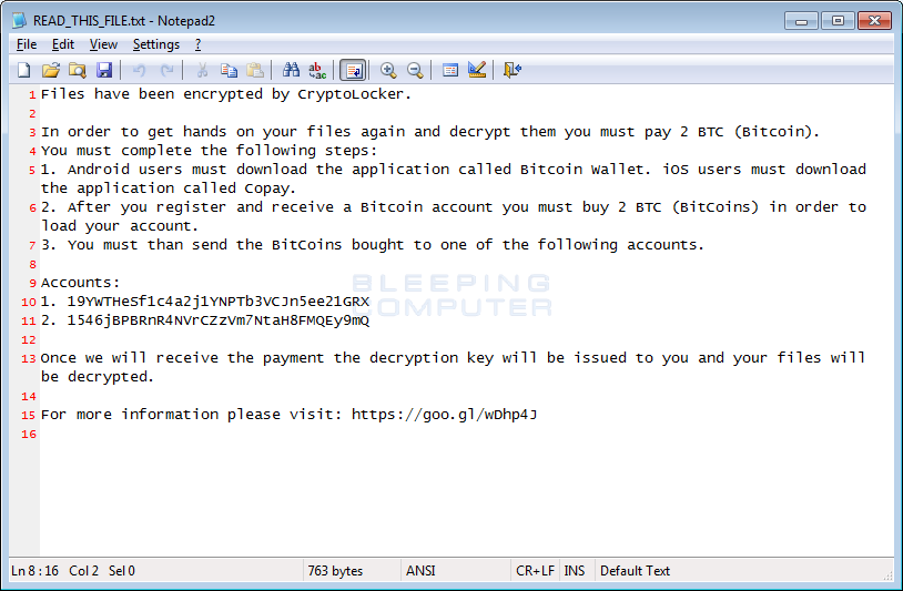 GhostCrypt Ransomware