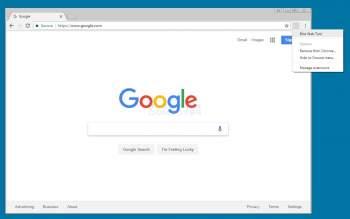 Remove the Elite Web Tool Chrome Extension Image