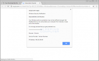 Remove the GTFSISSETON Updater Adware (Updated) Image