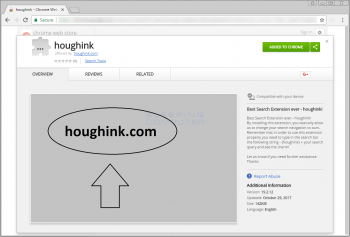 Houghink Chrome Extension Image