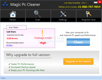 Magic PC Cleaner Image