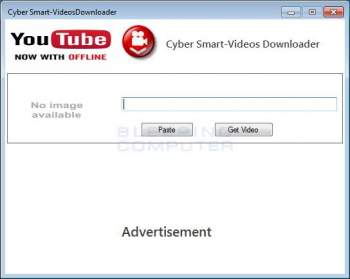 Remove the MaxPlayer & Cyber Smart-VideosDownloader Scam Image