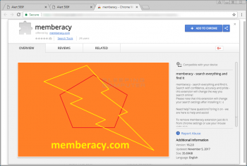 Memberacy Chrome Extension Image