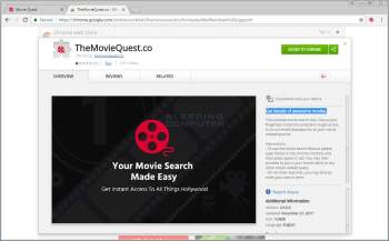 Remove the TheMovieQuest.co Chrome Extension Image