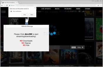 Please Click ALLOW to start streaming/downloading! Web Page Image