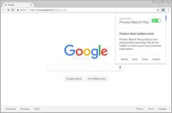 Remove the Privacy Search Plus & Search.privacy-search.net Extension Image
