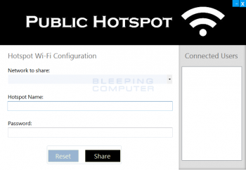 Remove the Public Hotspot or PubHotspot Adware Image