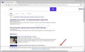 Remove the Quick Searcher Miner Chrome Extension Image