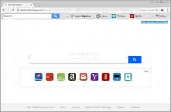 Remove Search.searchetan.com Chrome New Tab Page Image