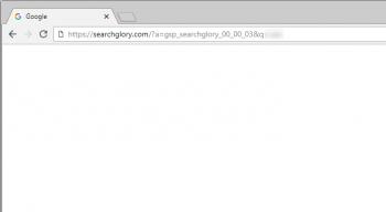 Searchglory.com Search Redirect Screenshot