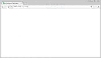 Remove the Snitou.com Search Redirect Image