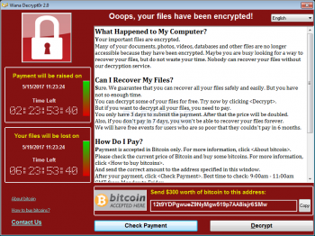 How to remove the WannaCry & Wana Decryptor Ransomware Image