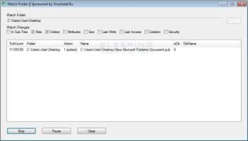 Watch Folder Trojan Downloader Image