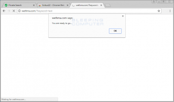 Remove the Wethma.com Search Redirect Image
