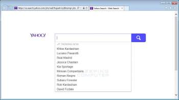 How to Remove Yahoo! Powered & Us.search.yahoo.com Home Page Image