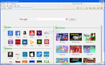 9o0gle.com Browser Hijacker Screenshot