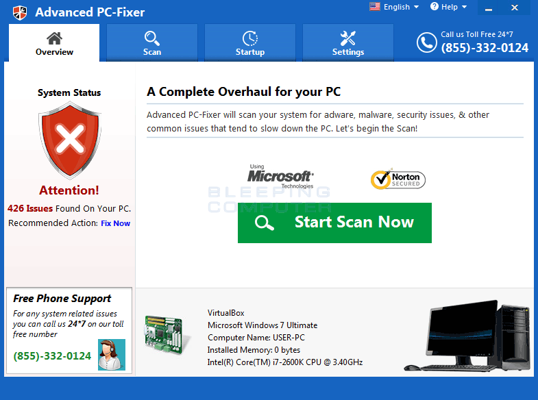 Advanced PC-Fixer