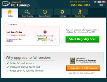 How to Remove Advanced PC Tuneup (Removal Guide) Image