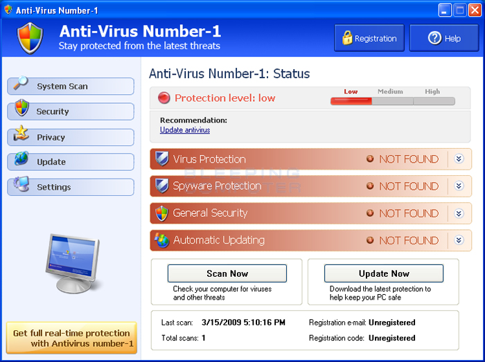 Anti-Virus Number 1 image