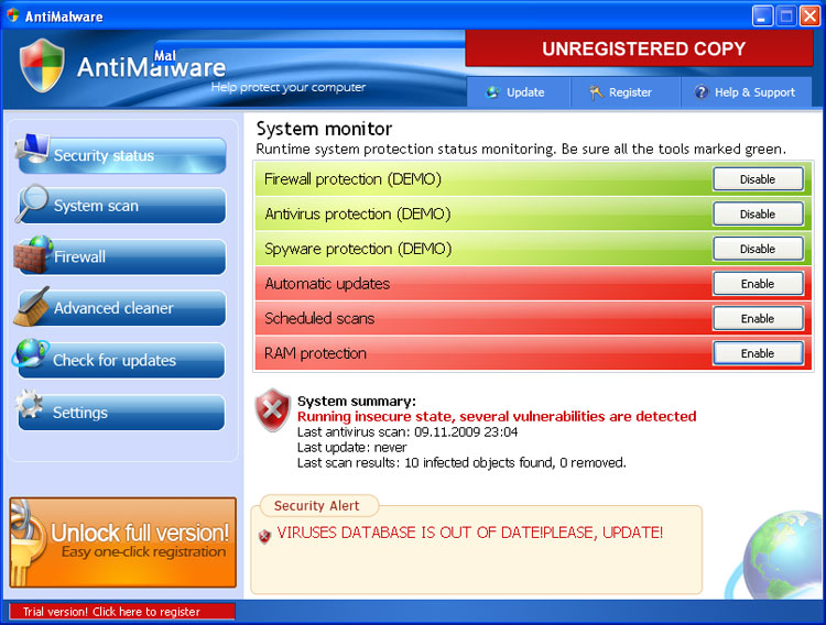 Remove AntiMalware (Uninstall Guide)