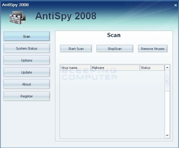 AntiSpy 2008